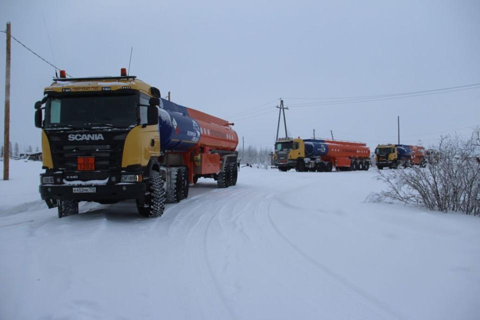 В Якутии нарастят темпы перевозок по автозимникам