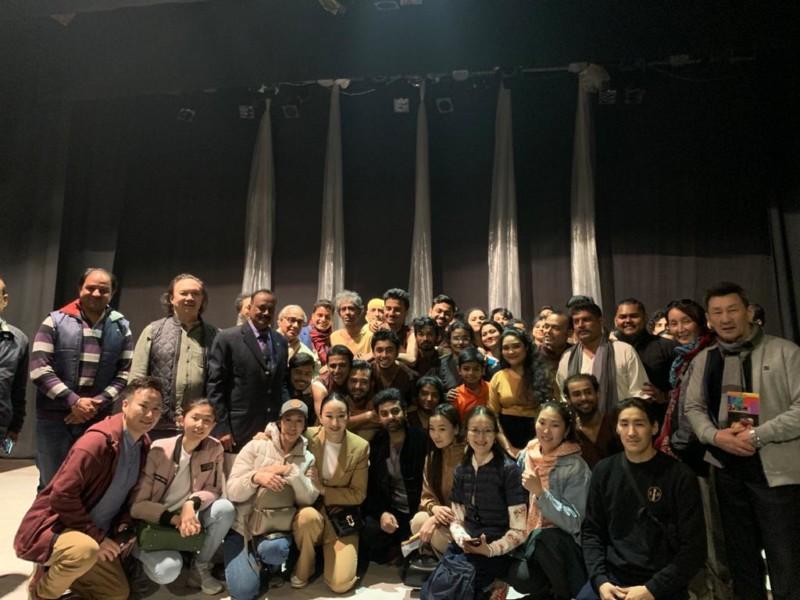 Театр Олонхо покажет «Воительницу Джырыбына» в Индии