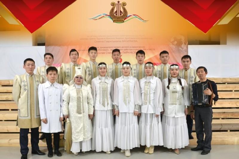 Студенческий хор «Алгыс»  стал лауреатом фестиваля «Слава тебе, родина наша!»