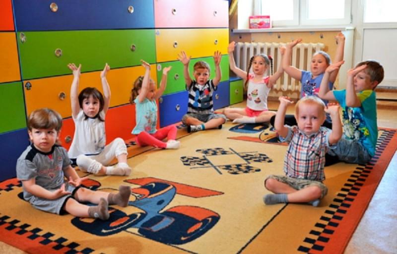 В 2020 году в России планируют открыть 737 детсадов