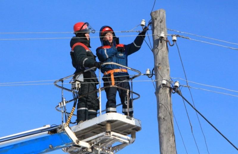 Временно отключат электроэнергию в Якутске и двух районах 17 февраля