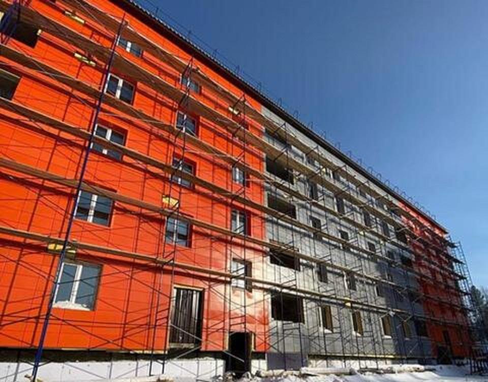 В Алданском районе Якутии в 2020 году новое жилье получат 344 семьи