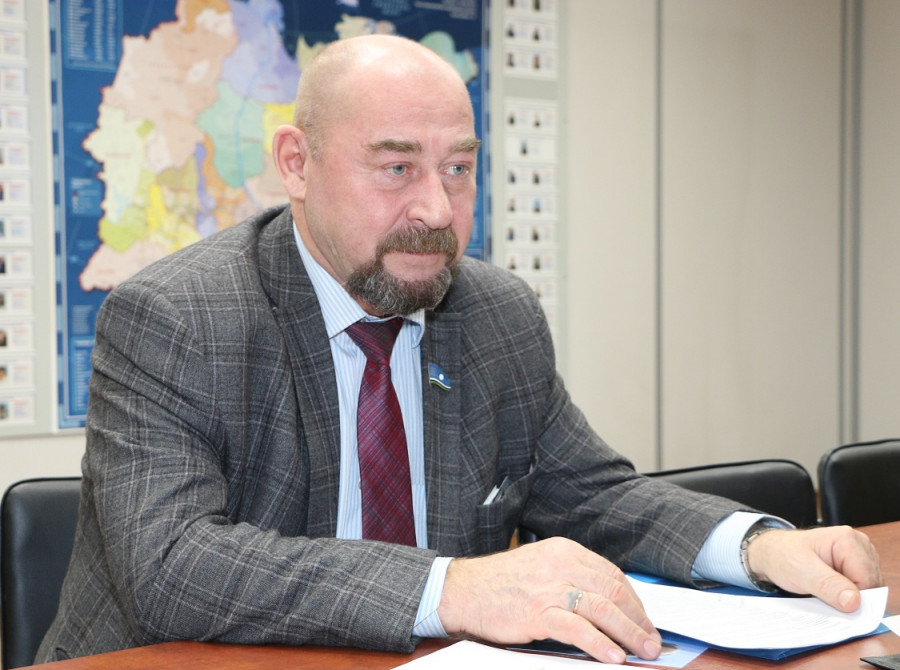 Владимир Членов: Строительство моста через Лену даст толчок для всей экономики Якутии