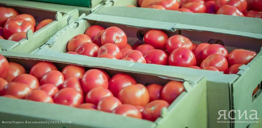 Оптовики плодоовощного рынка Якутска: Мы держим цены
