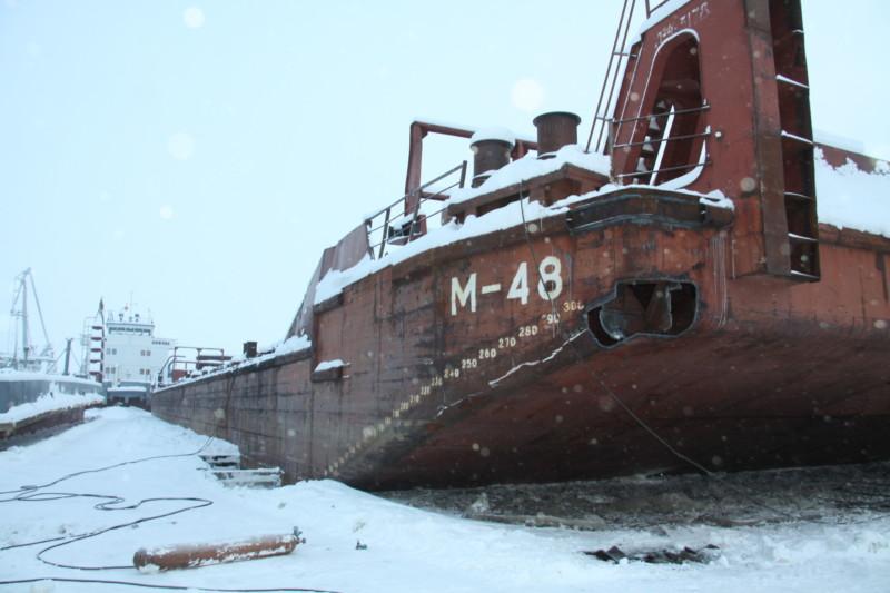 В Якутии начали готовиться к отправке грузов для судоремонта