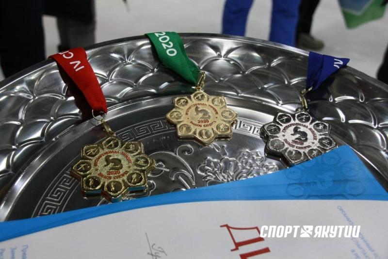 IV зимняя Спартакиада Якутии: определились первые чемпионы и призеры по шорт-треку