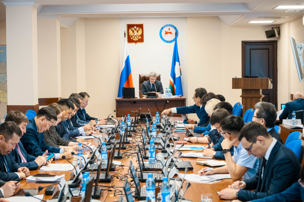 В Якутии внесли первые корректировки в госбюджет