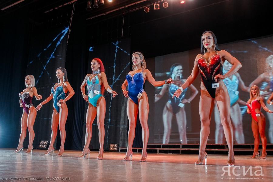 Якутия впервые примет чемпионат Дальнего Востока по бодибилдингу и фитнесу