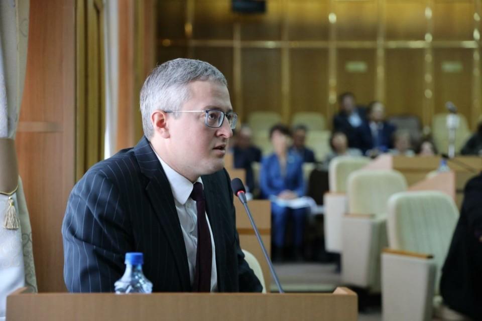 Солодов разъяснил, почему концессионное соглашение сократит риски при строительстве Ленского моста
