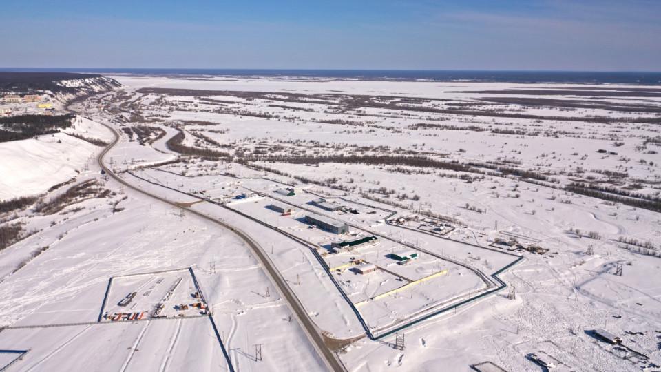 «Индустриальный парк «Кангалассы» переименовали в ТОР «Якутия»