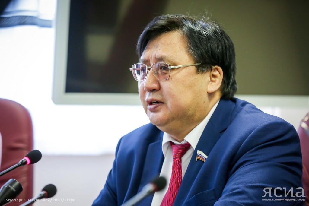 """Александр Акимов: Регионам нужны принцип """"двух ключей"""" и ответственность недропользователей"""