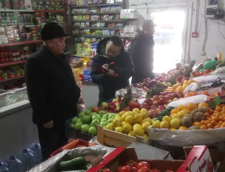 Цены на овощи и фрукты в Якутске под контролем