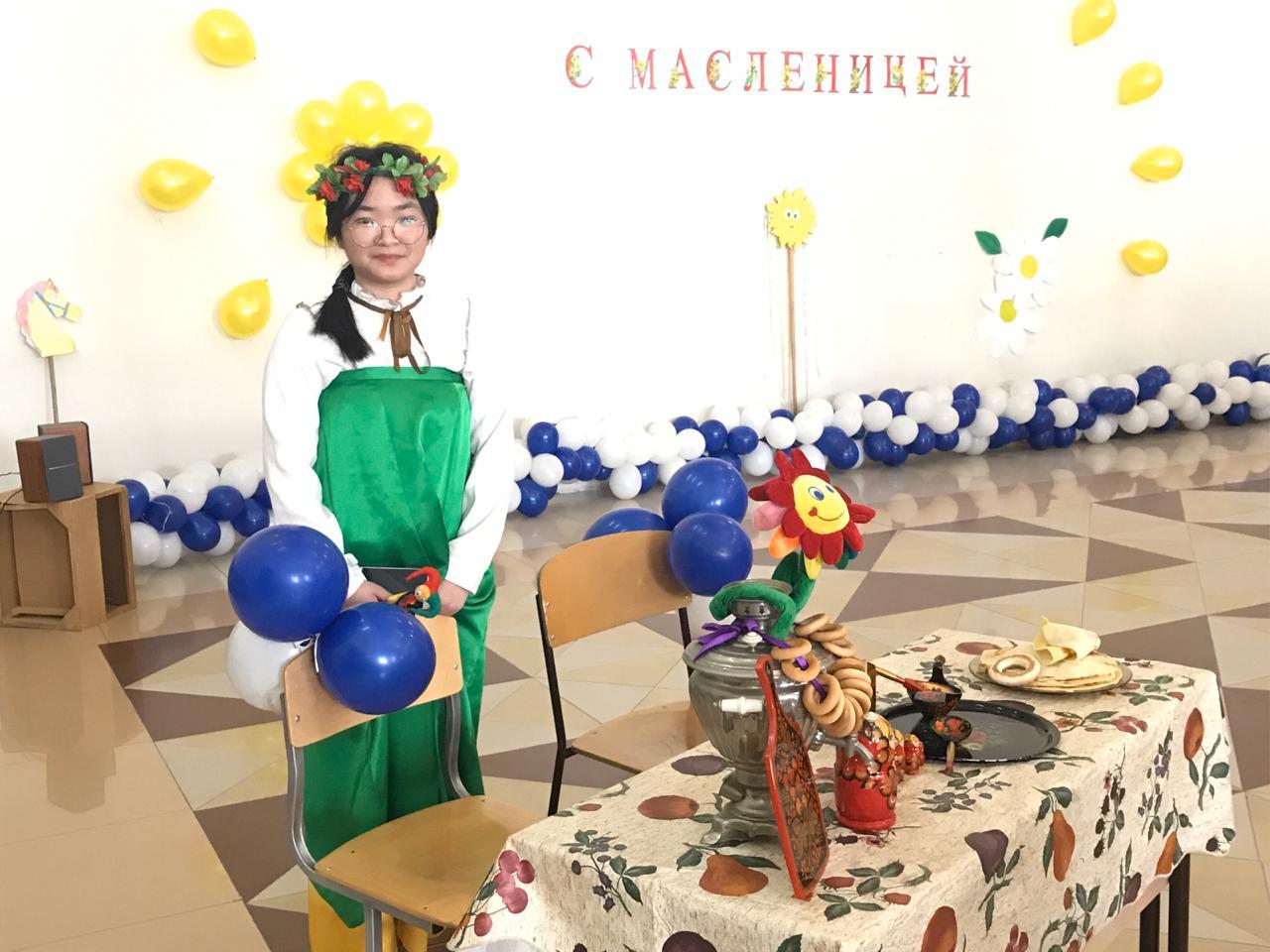 Международная Масленица. Иностранные студенты СВФУ отметили праздник весны