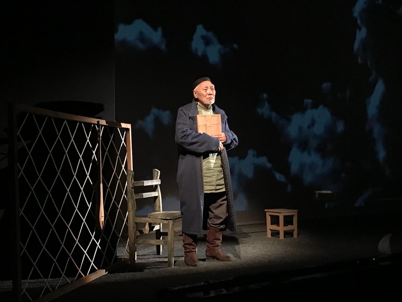 «Судьба отца». В Якутске состоялась премьера спектакля Театра юного зрителя