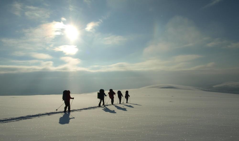 По следам Семена Сюльского. Якутяне совершат лыжный переход от Кюсюра до Нюрбы