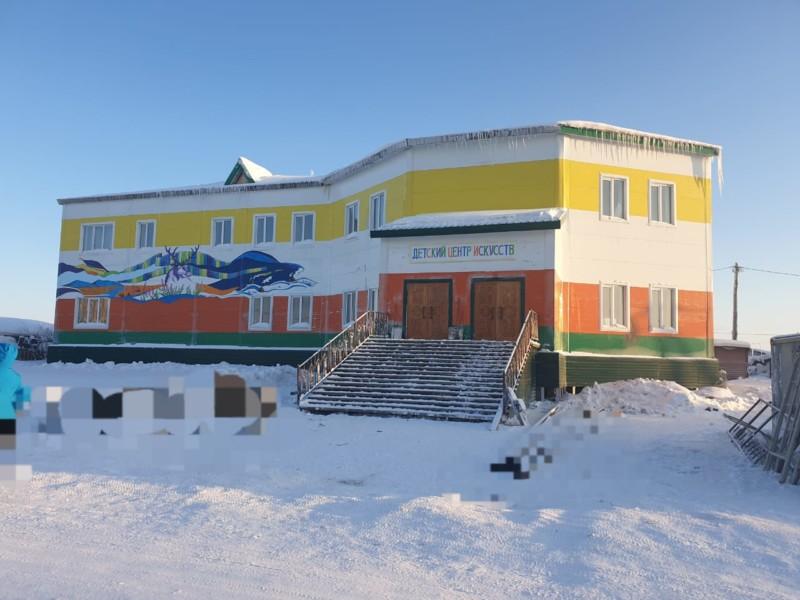 Детская школа искусств открылась в Среднеколымске в рамках реализации послания Владимира Путина