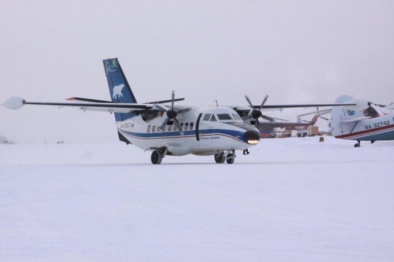 За прошлый год услугами «Полярных авиалиний» воспользовались более 111 тысяч пассажиров