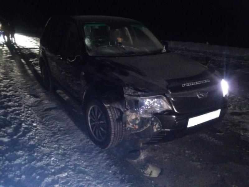 Пешехода насмерть сбили в Усть-Алданском районе