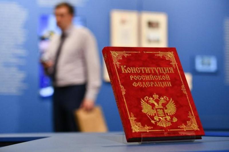 В Думу внесли поправки о закреплении парламентского контроля в Конституции