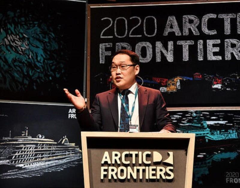 Конференция «Арктические рубежи». Проекты Якутии представили на международном уровне
