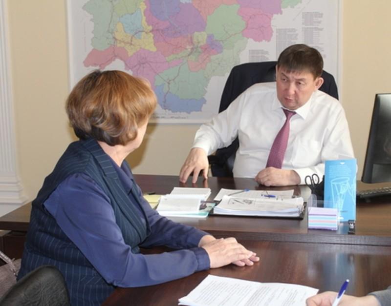 По итогам приема граждан министр культуры  Якутии дал ряд поручений профильным отделам