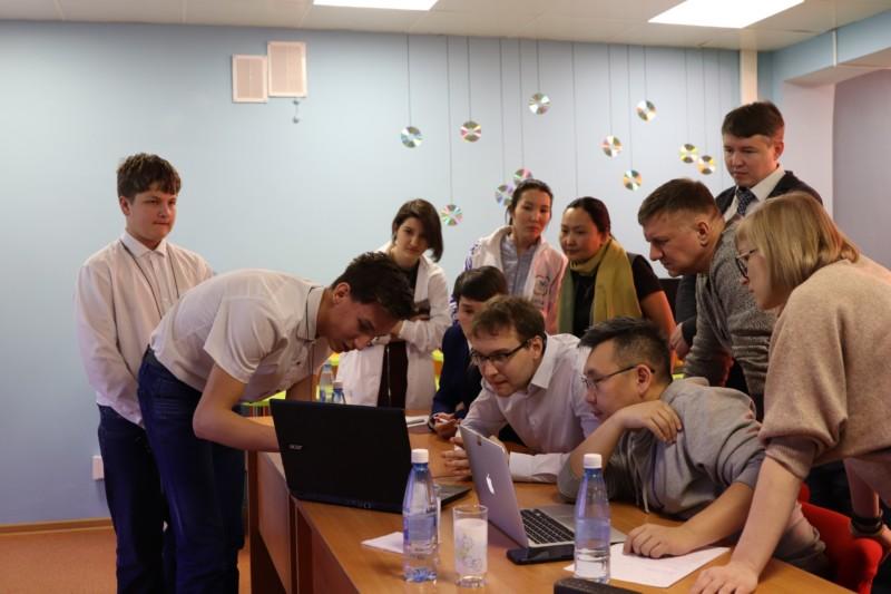 В Якутии хотят провести 20 хакатонов среди школьников