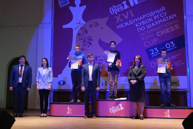 Школьник из Якутска стал победителем международного кубка по шахматам «Moscow Open»