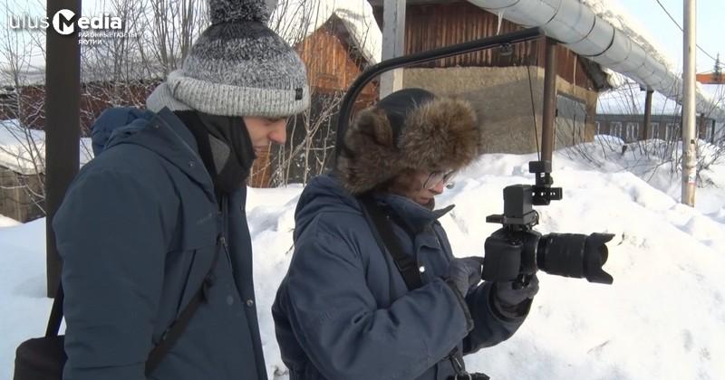 Режиссеры из Москвы и Словакии снимают фильм о настоятеле католического храма в Алдане