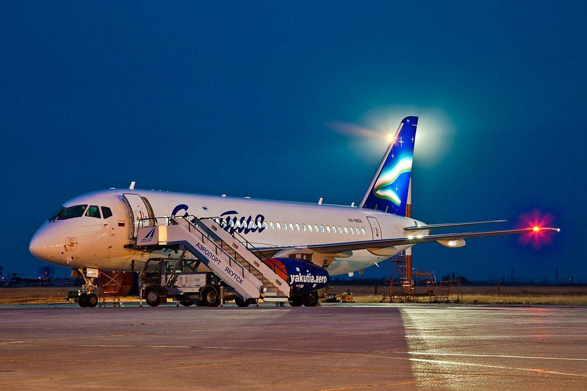 Авиакомпания «Якутия» поборется за звание дальневосточной