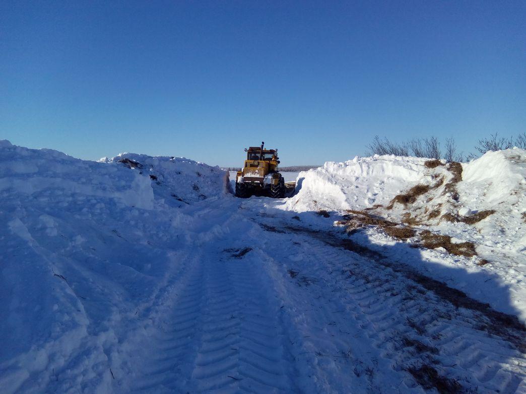 На участке автодороги «Арктика» увеличили грузоподъемность до 30 тонн