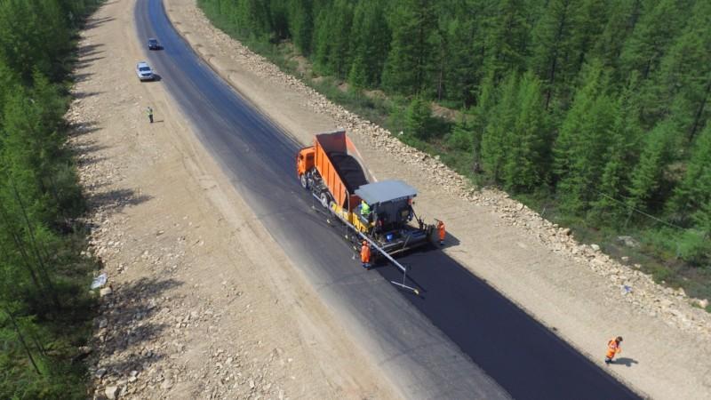 В Якутии к 2023 году заасфальтируют 166 км трассы «Лена»