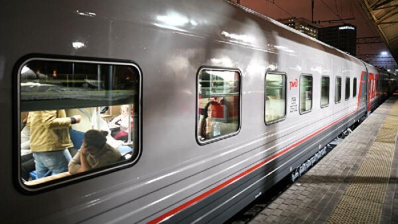 РЖД из-за коронавируса отменят ряд поездов в России