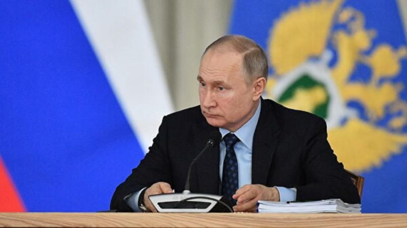 Путин вручит госнаграды строителям Крымского моста