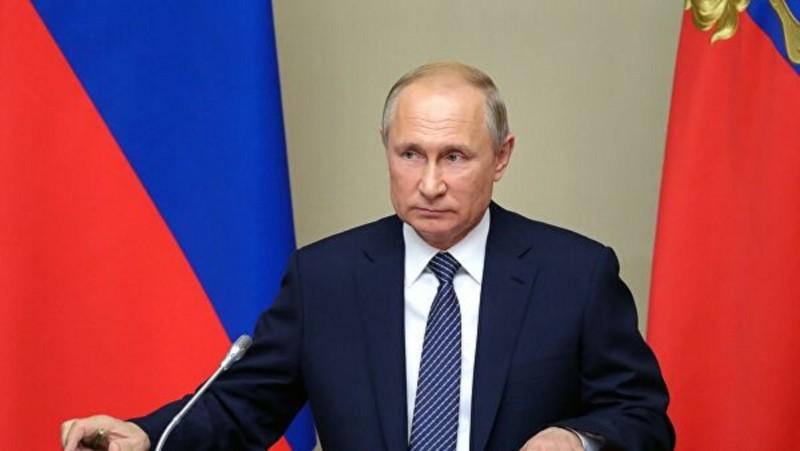 Владимир Путин объявил следующую неделю выходной