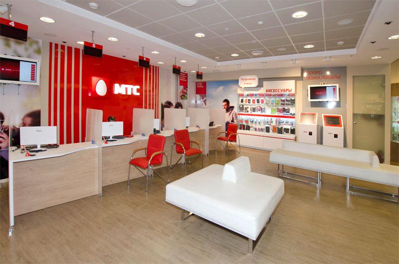 Салоны связи МТС работают в штатном режиме