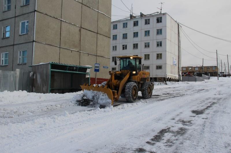 Между поселками Черский и Билибино планируют проложить транспортную магистраль
