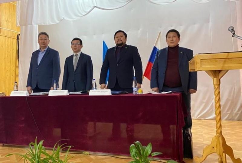 Отчет правительства Якутии завершился в Сунтарском районе