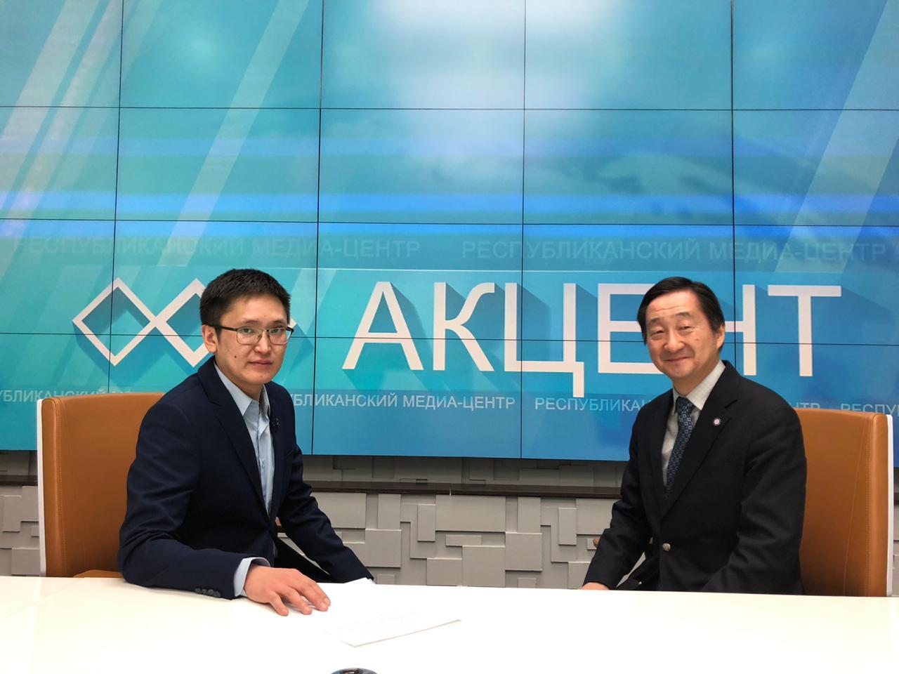 «Акцент»: Японский эксперт Ивао Охаси о сотрудничестве с Якутией