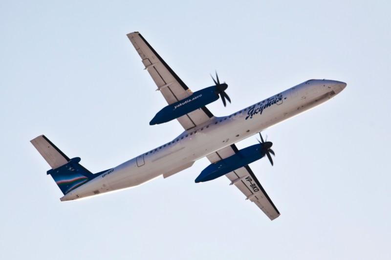 """Авиакомпания """"Якутия"""" открывает продажу субсидированных билетов на местных авиалиниях"""