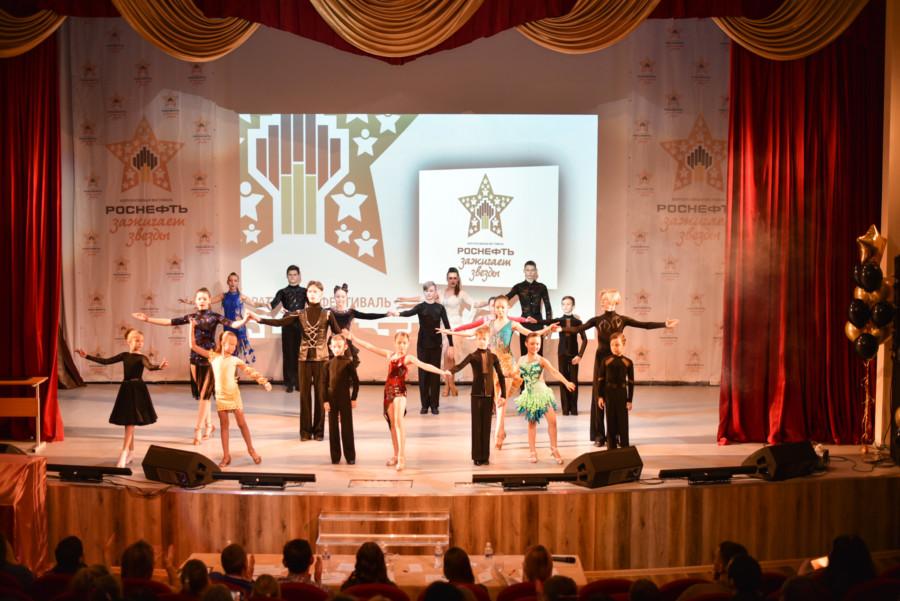 Фестиваль «Роснефть» зажигает звезды» впервые прошел в Якутии