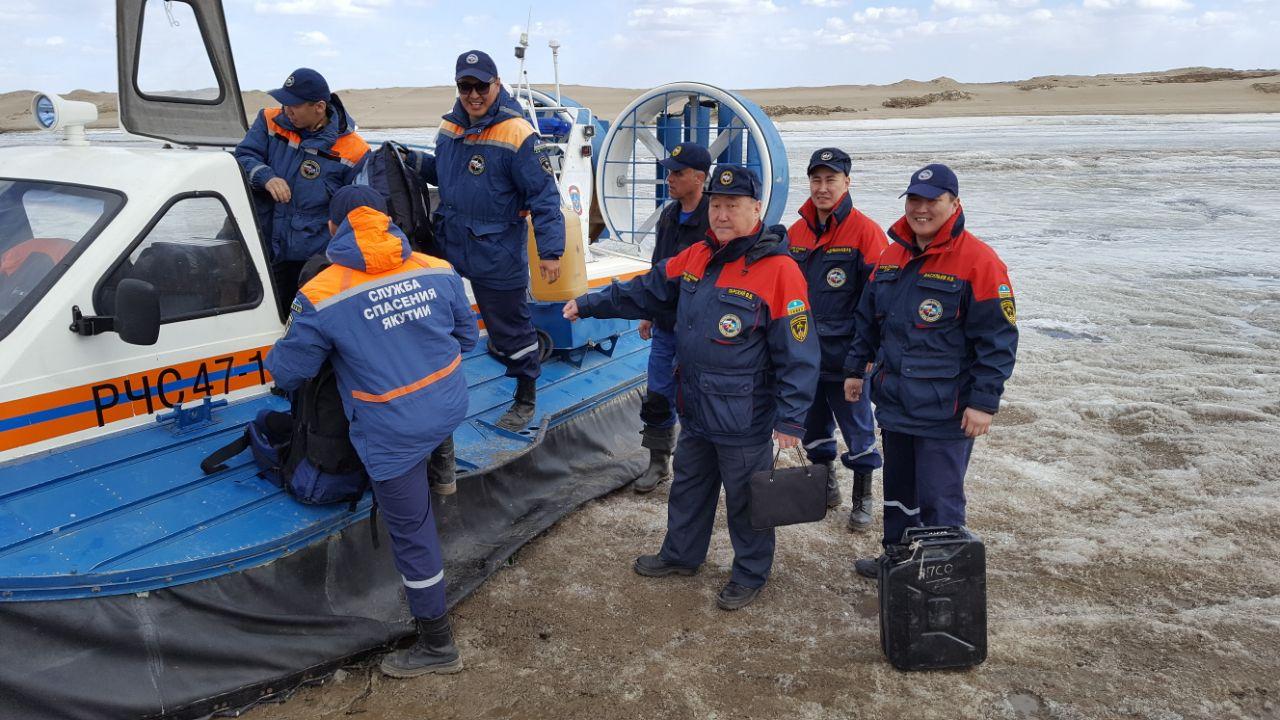 Якутские спасатели готовы к большой воде