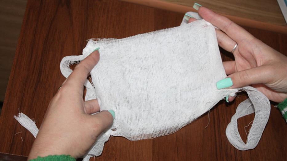 ЯСИАSKILLS: Как сделать медицинскую маску своими руками