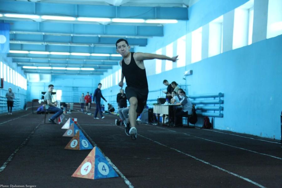 Лучшими на турнире Валерия Кочнева по прыжкам стали мегинцы