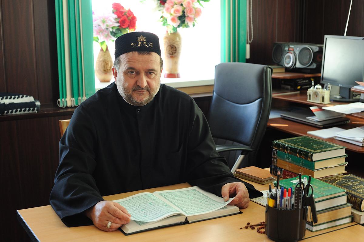 Муса Сагов: Верующим в Аллаха желаю терпения