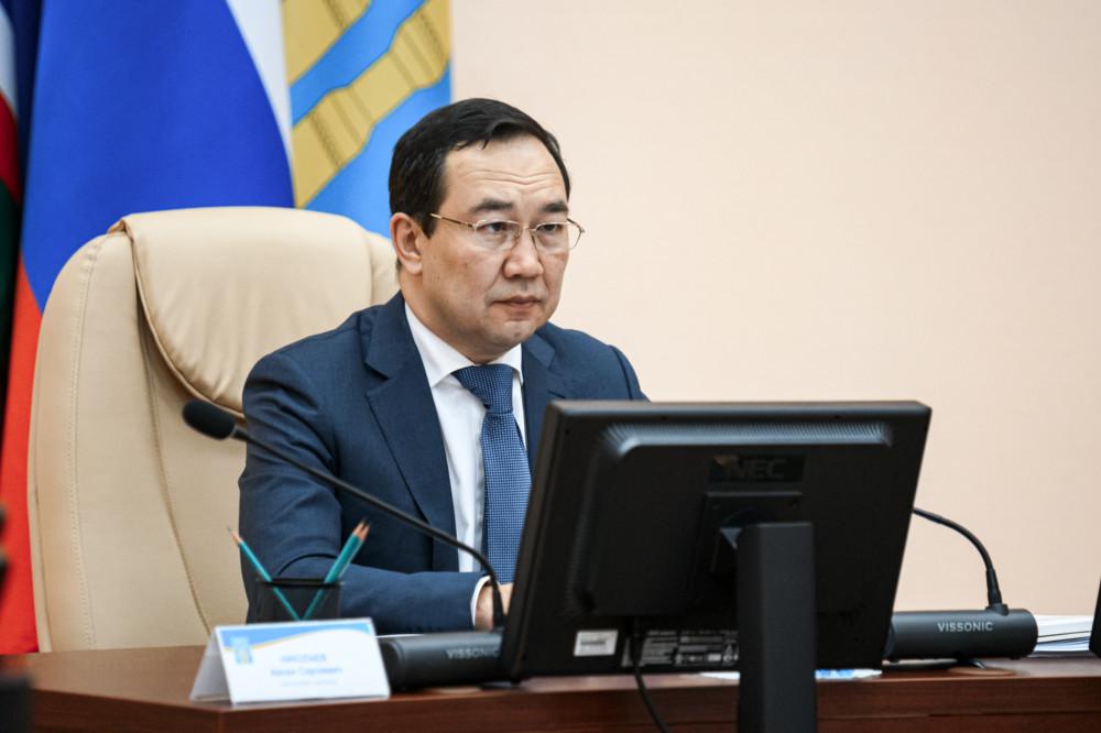 Айсен Николаев находится в лидерах медиарейтинга глав субъектов Дальнего Востока