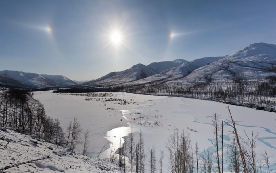 На западе Якутии в марте ожидается избыток осадков