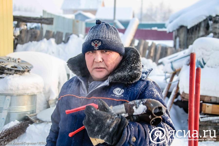 """В Якутии учредили знак """"Якутский коммунальщик"""""""