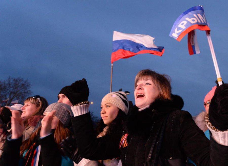 Крым: шесть лет как наш