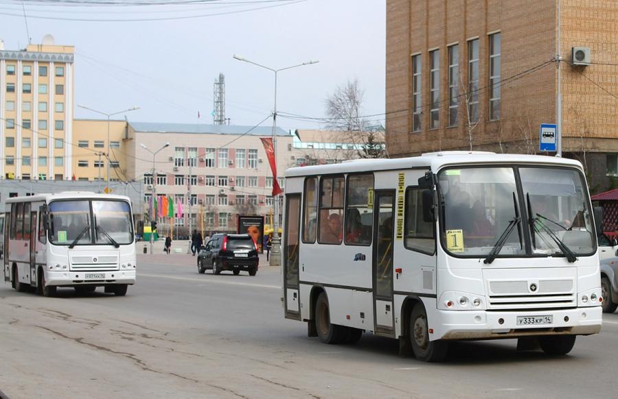 В Якутске ограничат работу общественного транспорта