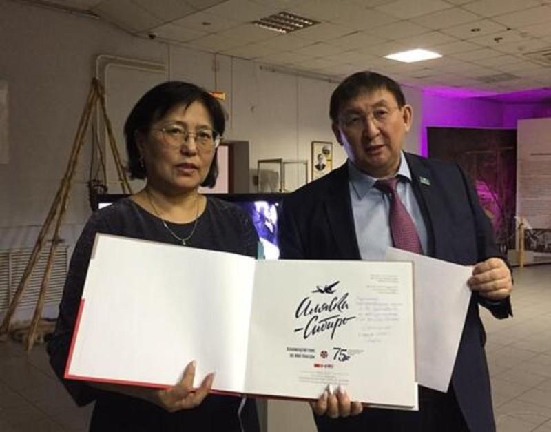 В московском в парке «Патриот» откроется выставка об участии Якутии в Великой Отечественной войне